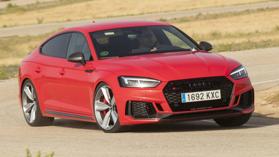 Audi RS 5 Sportback: prueba a fondo de la berlina coupé deportiva