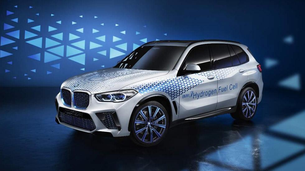 BMW X6 y X7: los grandes SUV tendrán versiones de hidrógeno