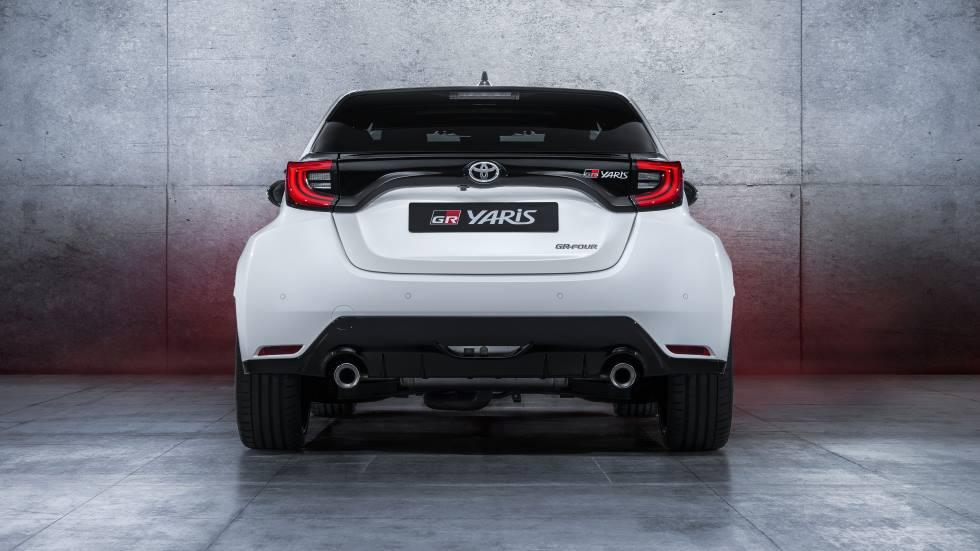 Toyota GR Yaris, fotos y datos oficiales del nuevo deportivo japonés