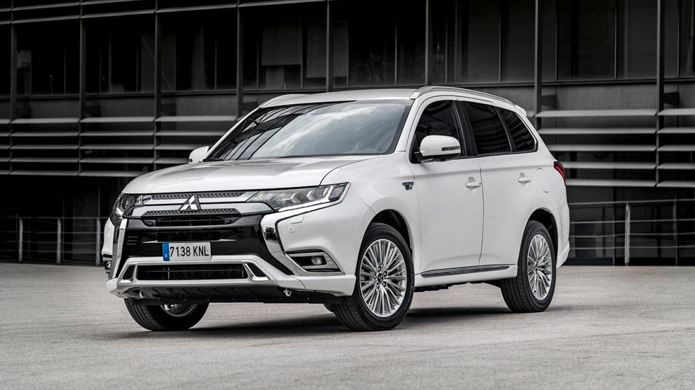 Mitsubishi Outlander PHEV: las claves del SUV electro-híbrido