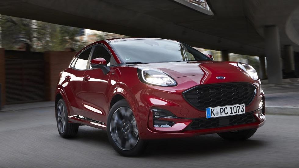 Ford Puma, el crossover total: todas sus claves