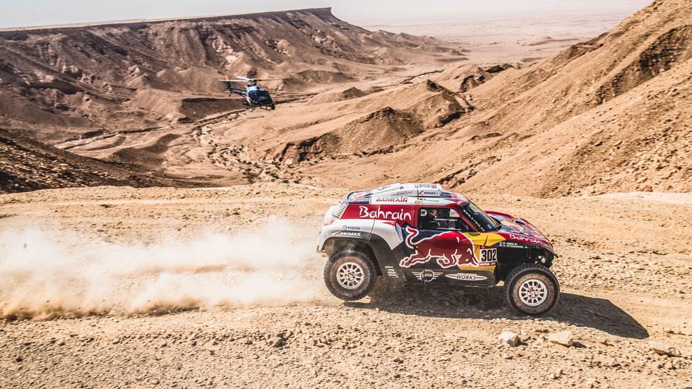 Dakar 2020: Carlos Sainz cede terreno; Al-Attiyah, a 24 segundos