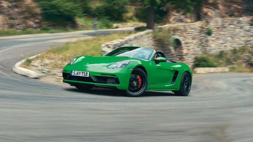 Porsche 718 Cayman/Boxster GTS 2020: así se renuevan los deportivos