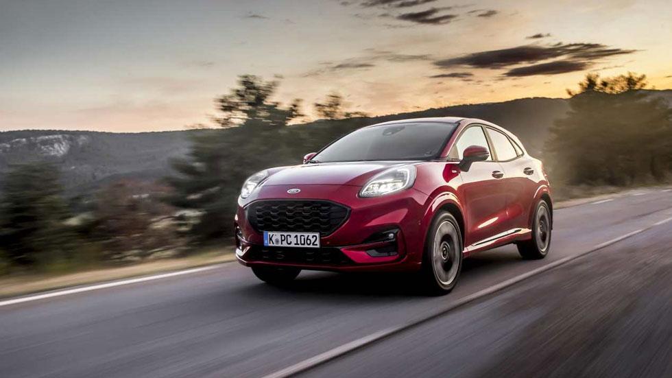 Ven, prueba gratis un Ford Puma… ¡Y llévatelo un fin de semana!