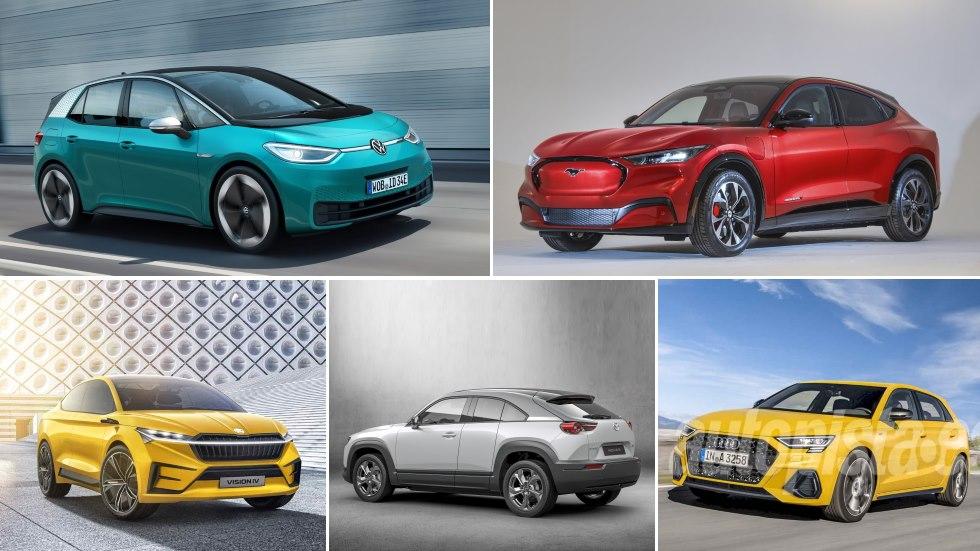 Las 25 novedades para soñar en 2020: León, Puma, A3, MX-30, ID.3, Clase E…