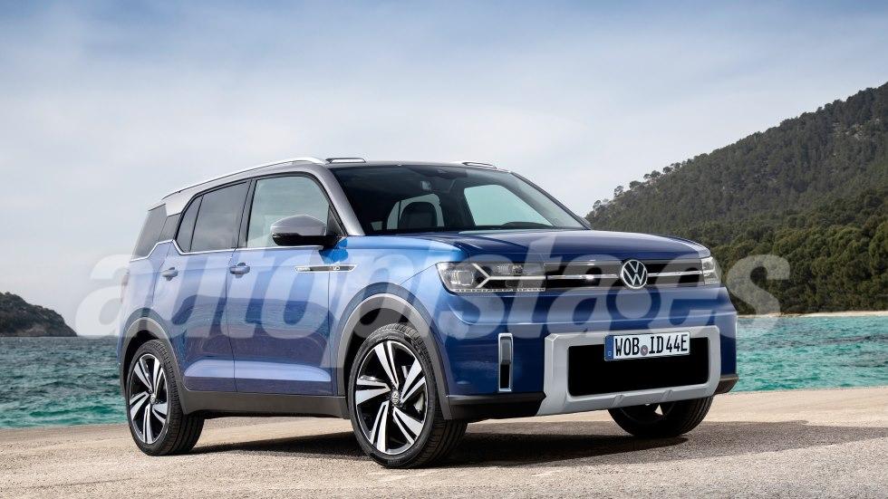 2022 Volkswagen T-Rug 5