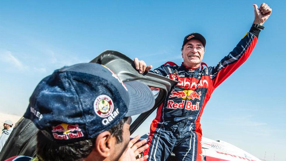 Dakar 2020: Carlos Sainz y Lucas Cruz, ¡ganadores!