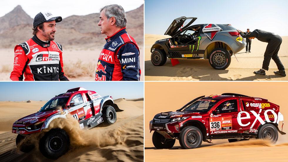 El Dakar 2020 llegó a su fin, ¿cómo lo hicieron los españoles? (VÍDEO)