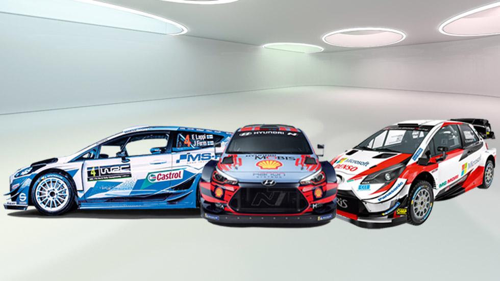 Mundial de Rallyes 2020 (previo): cambio de cromos en el WRC