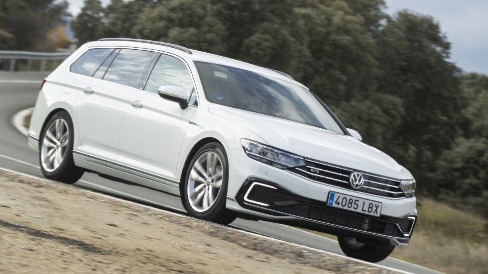 Volkswagen Passat Variant GTE: probamos y medimos la nueva berlina híbrida enchufable