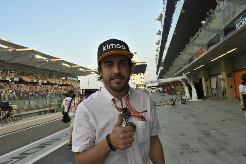 Fórmula 1: Fernando Alonso es libre de nuevo