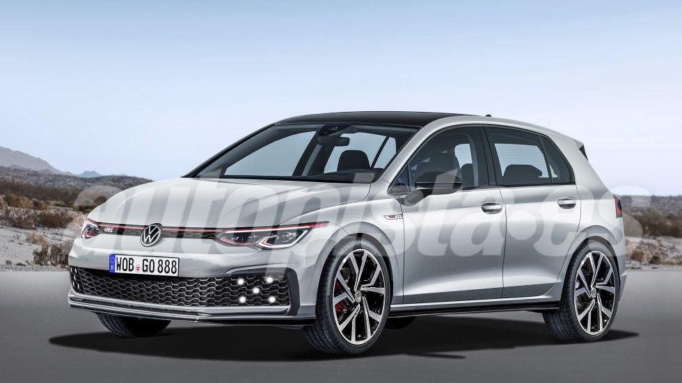 VW Golf 8 2020: filtradas fechas y potencias de los nuevos GTI, R, GTE y GTD