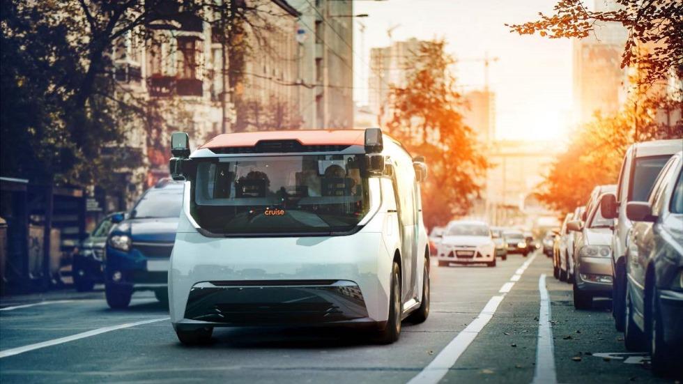Cruise Origin: el transporte eléctrico y autónomo del futuro, que entrará en producción