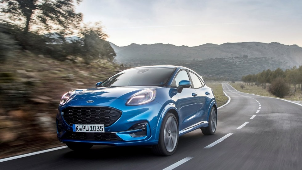 Prueba con nosotros gratis el Ford Puma… ¡y llévate el crossover un fin de semana!