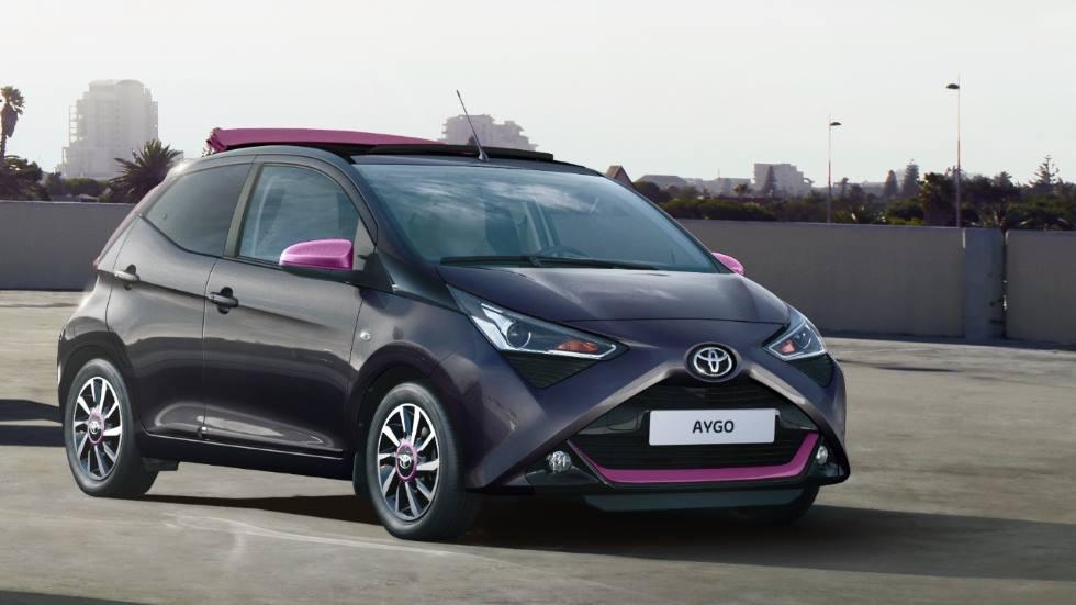 Nuevo Toyota Aygo x-style 2020: precio y datos del nuevo coche urbano