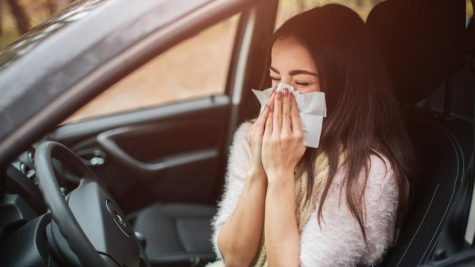 Estos son los medicamentos para la gripe y el catarro que afectan a la conducción