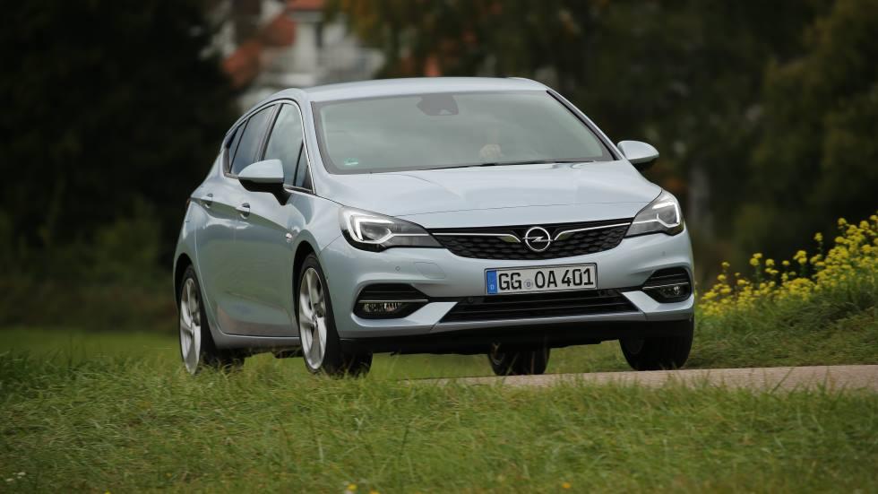Opel Astra 1.2 Turbo 145 CV: superprueba al nuevo compacto de gasolina