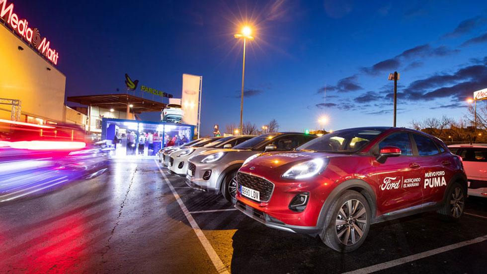 Esta semana seguimos con el Ford Puma: ¡prueba ya gratis el SUV con nosotros!