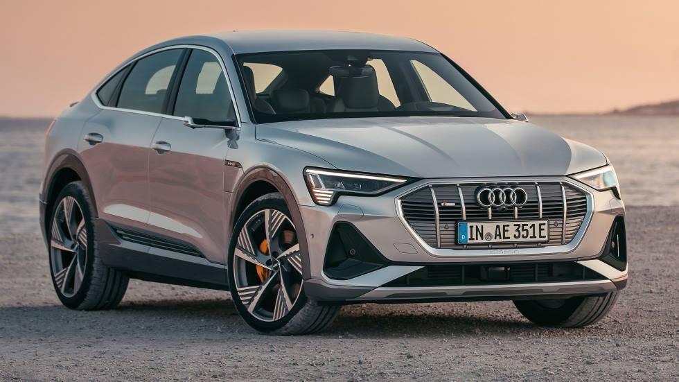Audi e-tron Sportback: precio y claves del nuevo SUV coupé eléctrico