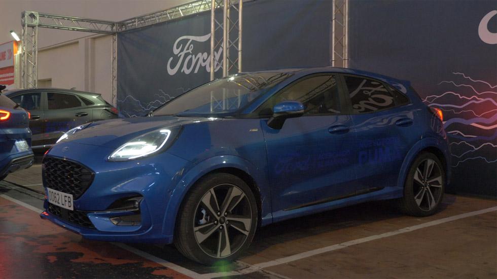 Ford Puma Hybrid: apúntate para probarlo en Valencia y Barcelona (VÍDEO)