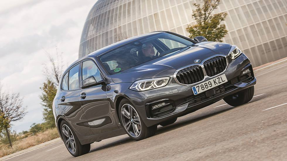 BMW Serie 1 116d: prueba a fondo del nuevo compacto diésel