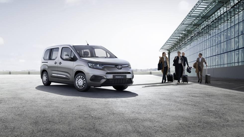 Toyota Proace City: el modelo que se fabrica en España, ya a la venta