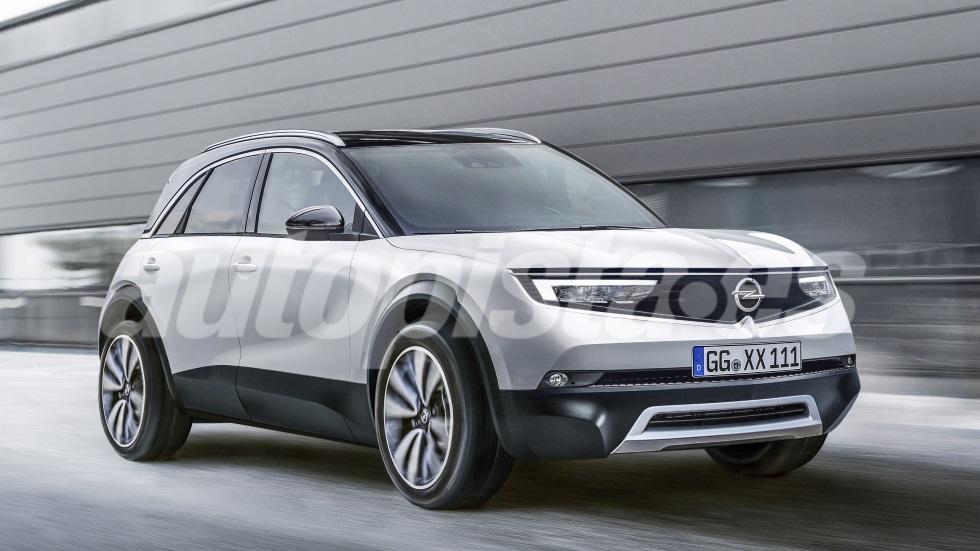 Opel Mokka X 2021: todos los secretos del nuevo SUV, que ...