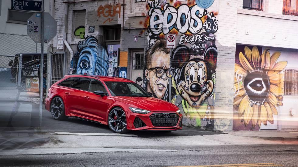 Audi RS 6 Avant 2020: a prueba un familiar poco convencional