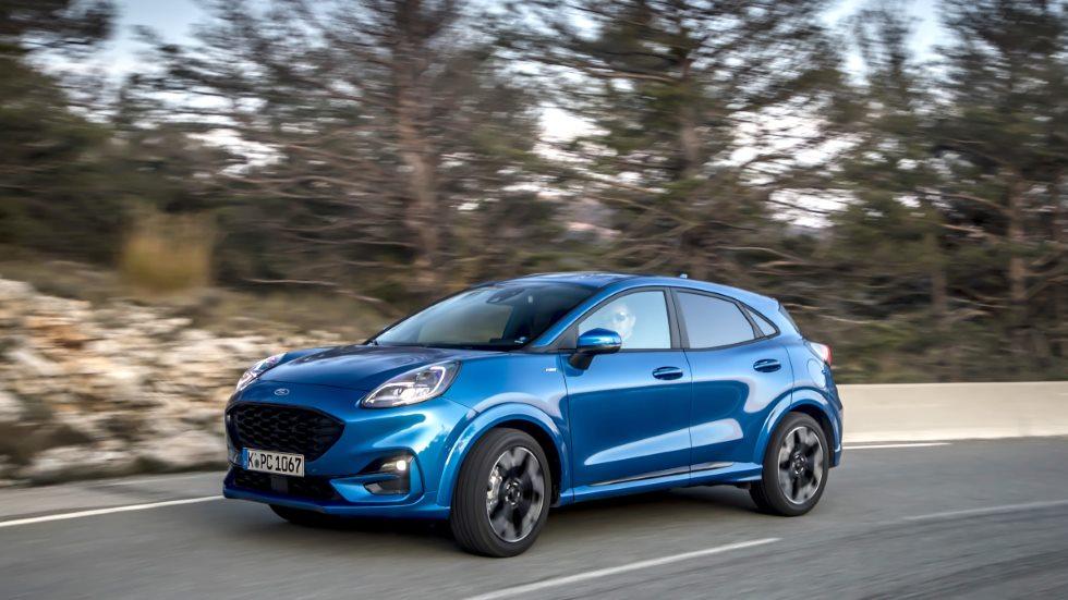 Ford Puma 2020: así son sus motores, potentes y eficientes