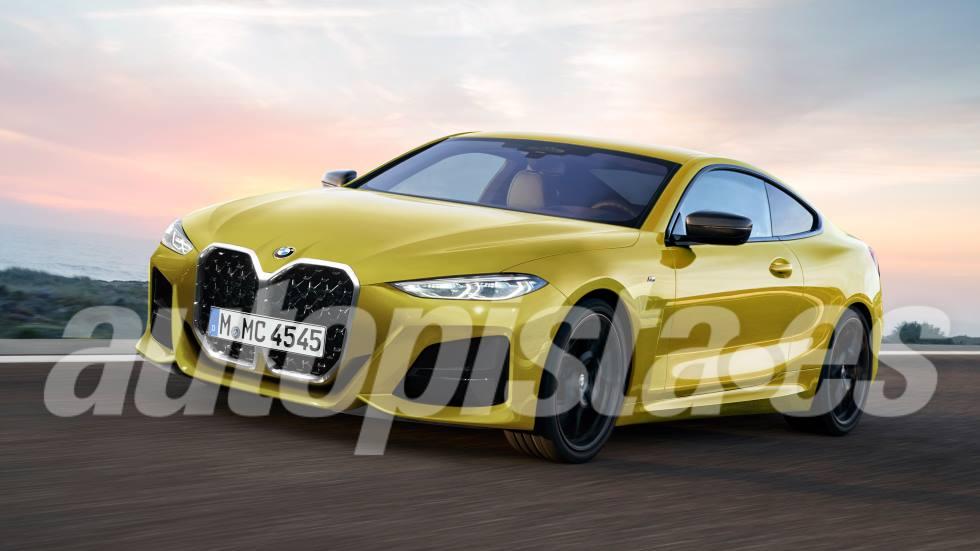 BMW Serie 4 Coupé 2020: nuevos datos y fotos de la berlina deportiva