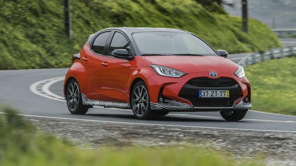 Toyota Yaris Hybrid 2020: a prueba el nuevo utilitario híbrido ECO