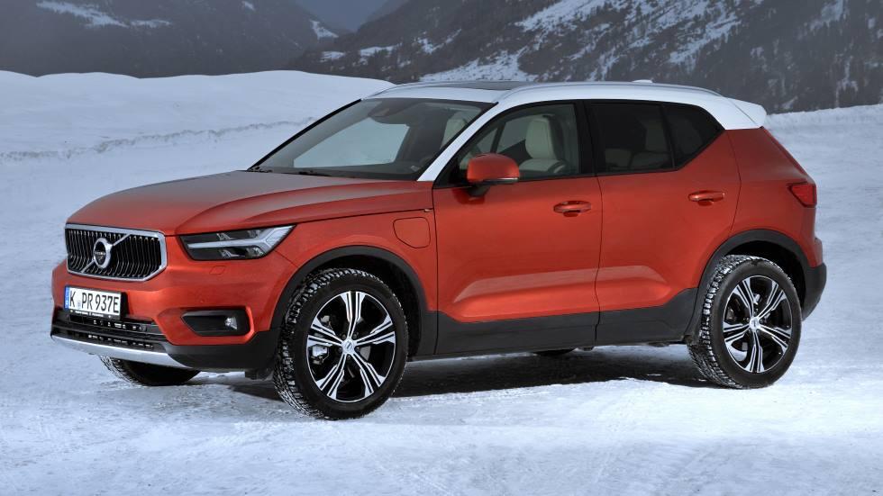 Volvo XC40 T5 Twin Engine: prueba y precios del nuevo SUV híbrido enchufable