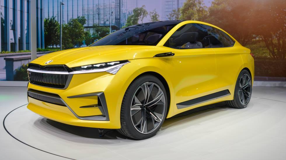 Confirmado: Enyaq, el primer SUV eléctrico de Skoda