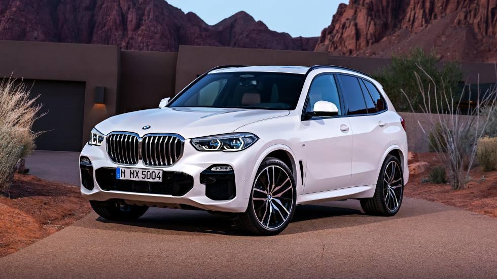 BMW X5 y X6 2020: nuevas versiones diésel micro-híbridas de 48V para los SUV
