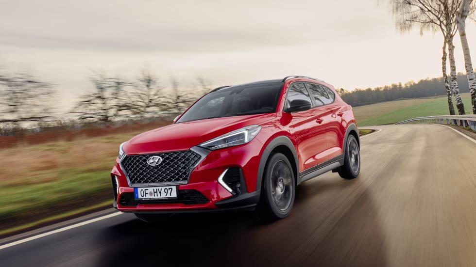 Hyundai Tucson 2020: cambios de gama para el SUV medio