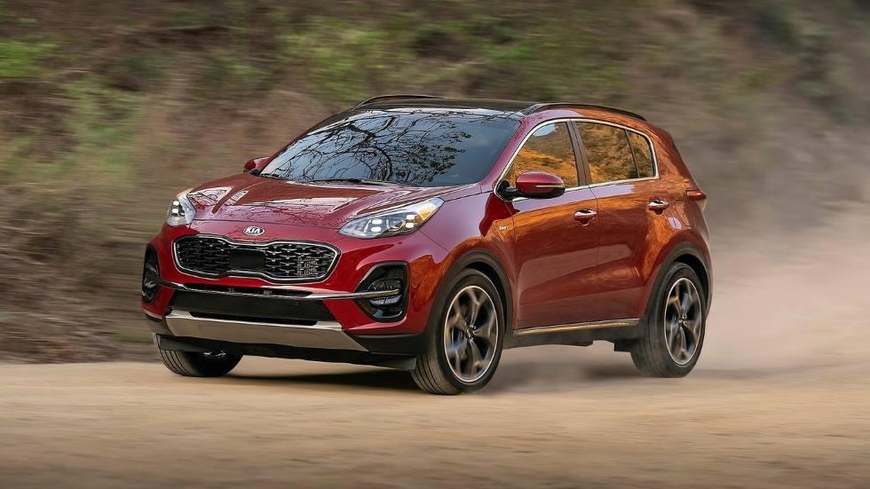 Kia Sportage 2021: todos los secretos del nuevo SUV compacto