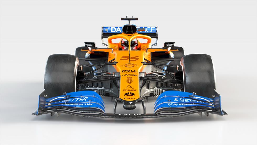¿Primera victoria de Carlos Sainz? Así es su nuevo McLaren