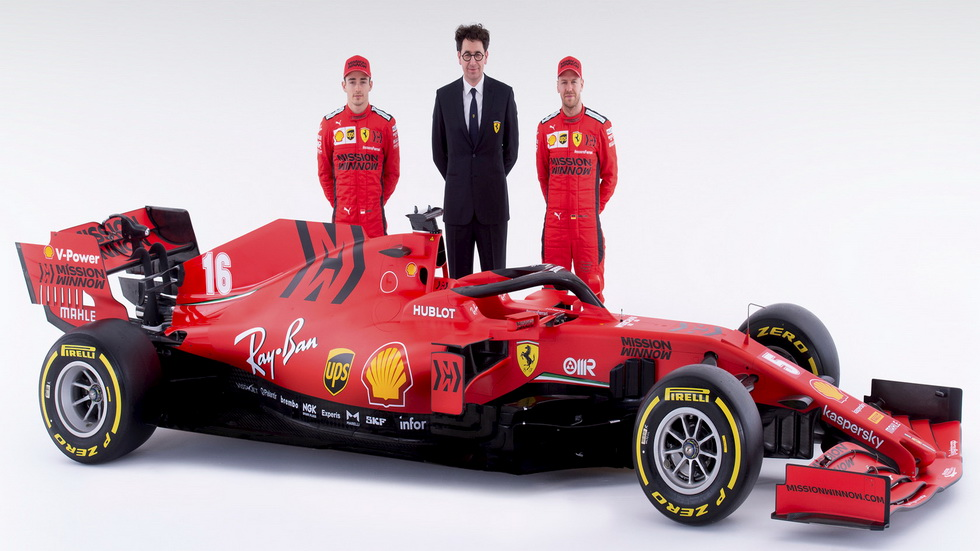 Igualdad de oportunidades en Ferrari