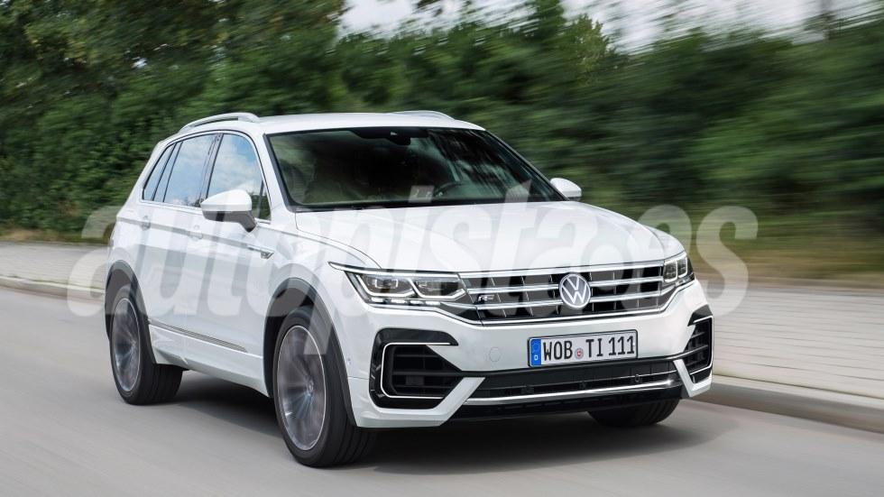 Volkswagen Tiguan 2020: todos los secretos del nuevo SUV, que llega este año