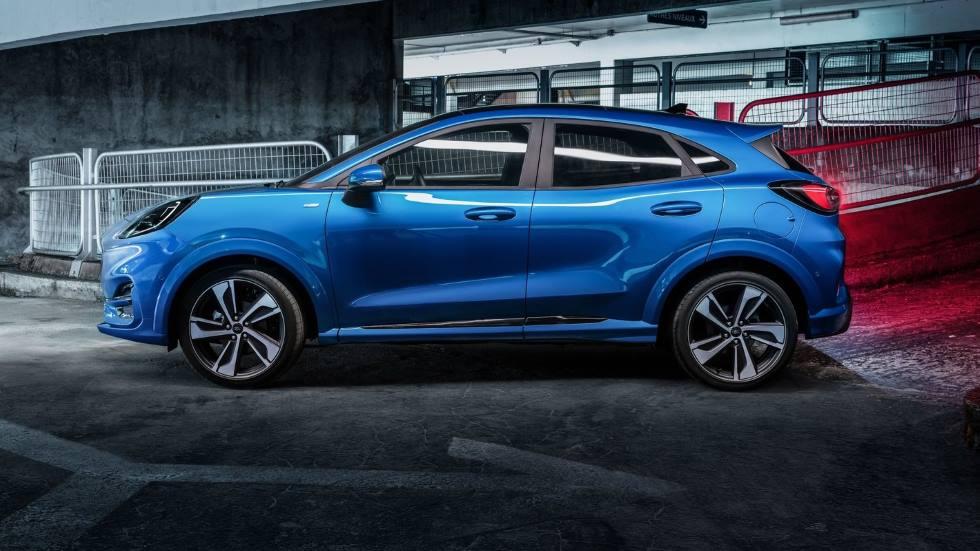 Ford Puma ST 2020: el nuevo SUV deportivo calienta motores