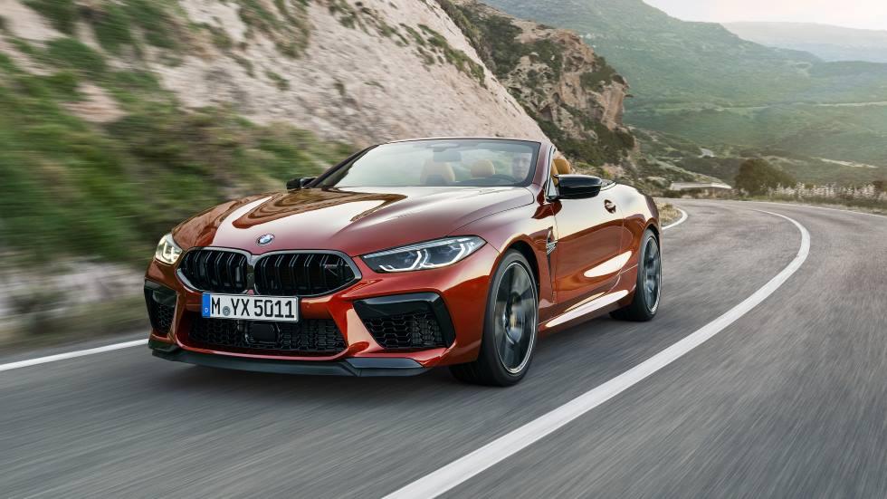 BMW M8 Competition Coupé y Cabrio: prueba y precios de los nuevos deportivos