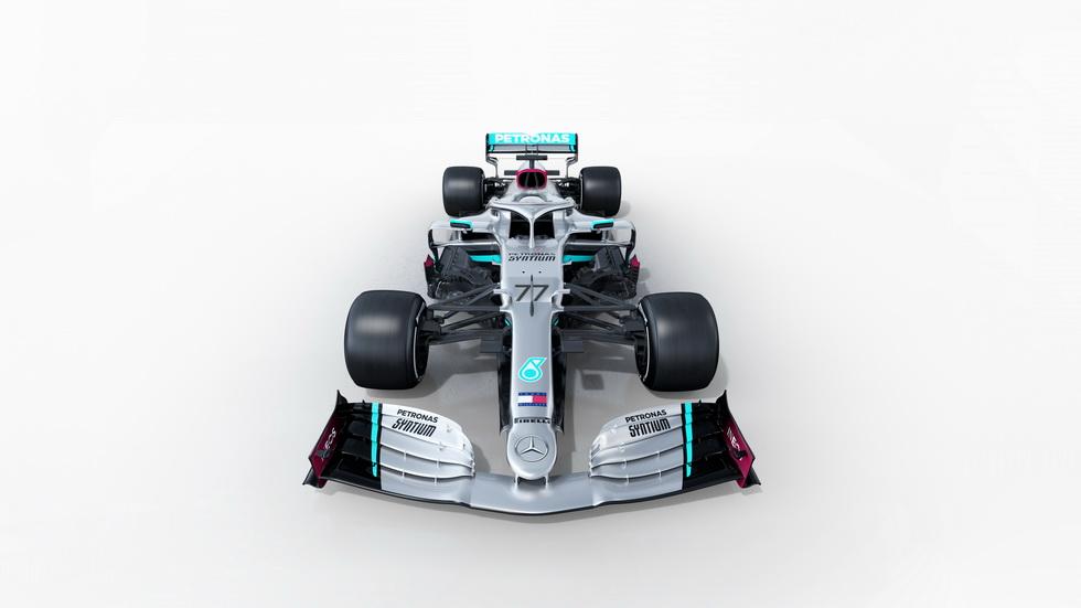 Mercedes asusta