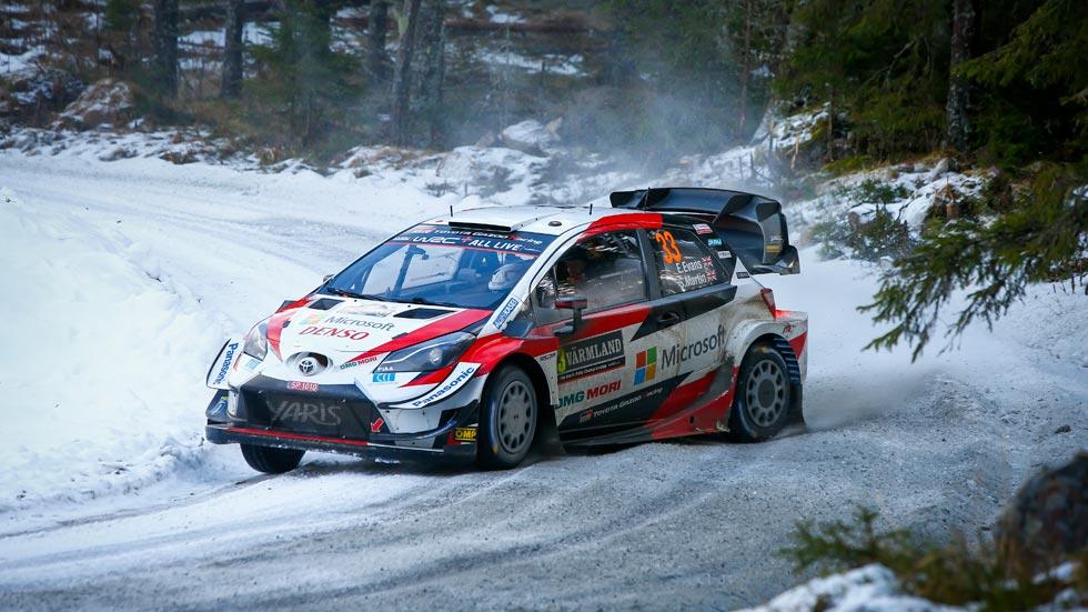 Rally de Suecia 2020: Evans, victoria y liderato tras un rallye desangelado