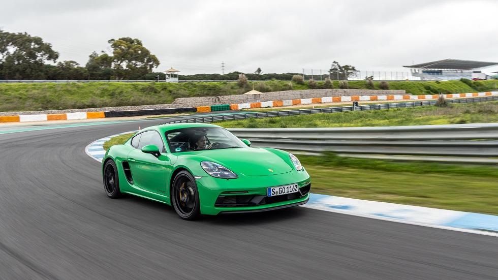A prueba el Porsche 718 Cayman GTS 4.0, con motor atmosférico y 400 CV