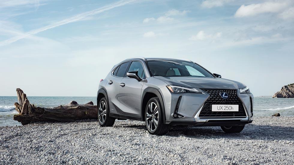 Lexus UX y gama de vehículos híbridos: capricho eficiente