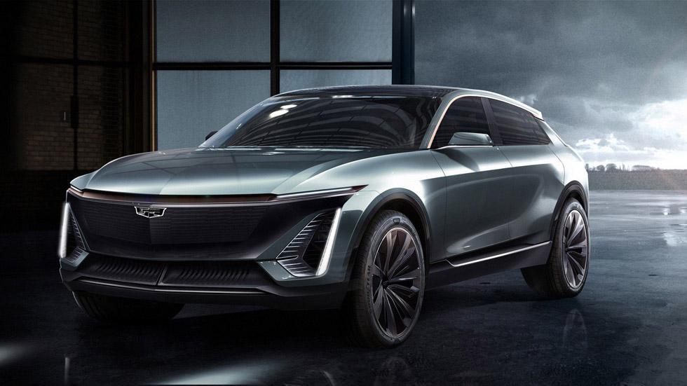 Así será el nuevo SUV eléctrico de Cadillac que se presenta en abril