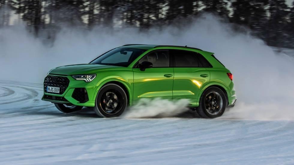 Audi RS Q3 2020: probamos en la nieve el nuevo SUV deportivo