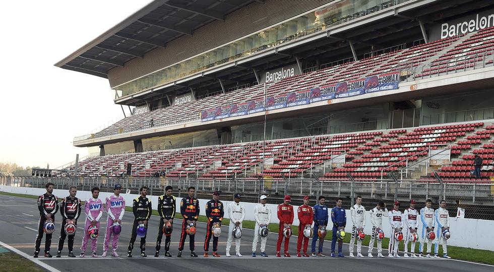 Fórmula 1 2020: comenzó el espectáculo