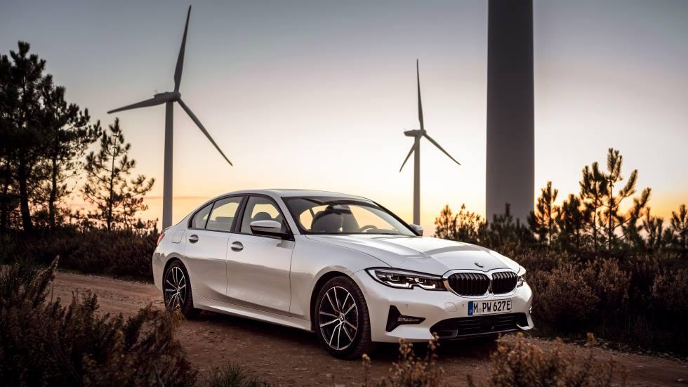 BMW Serie 3 2020: más versiones híbridas plug-in y nuevos diésel