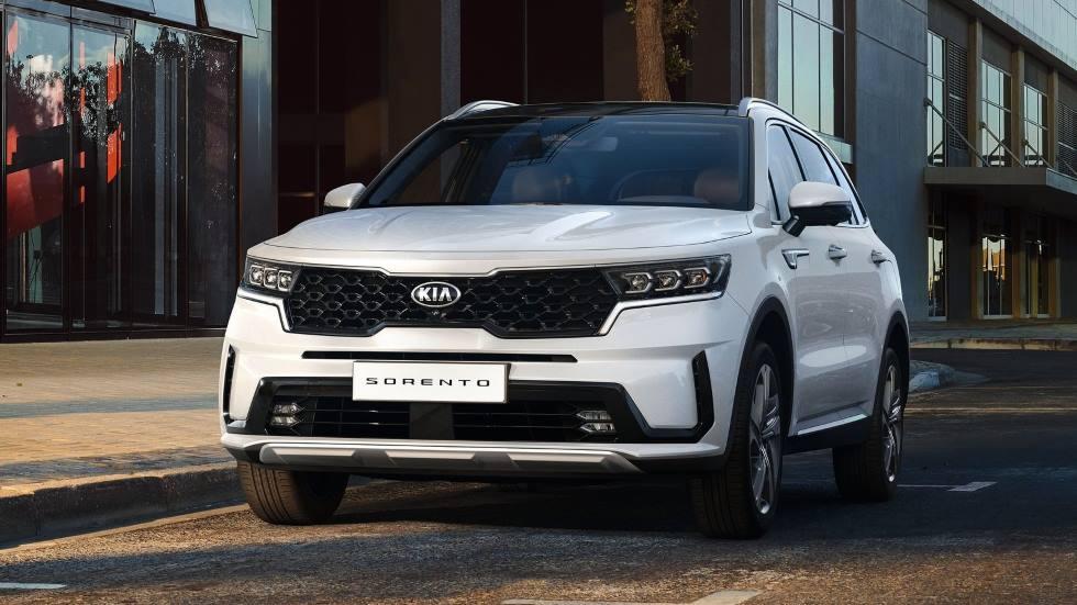 Kia Sorento 2020: motores y datos oficiales definitivos del nuevo SUV